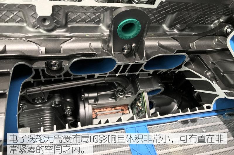 延续内燃机生命 48V系统让奔驰再发明汽车