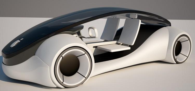苹果i-car设想车型