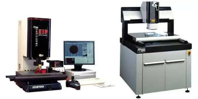 汽车零部件的质量控制和生产工艺,流程控制: 自动测量涡轮曲面曲率