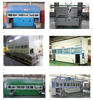 Multi-tank vacuum hydrocarbon cleaning equipment