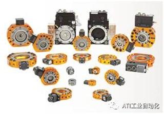 ATI 机器人工具快换装置