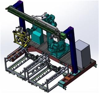 3D视觉搬运系统