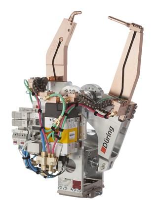 X型自动焊钳