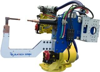 ELMA VISION 机器人C型焊钳