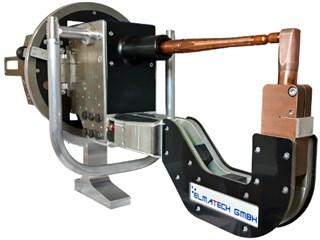 ELMA VISION 手动C型焊钳