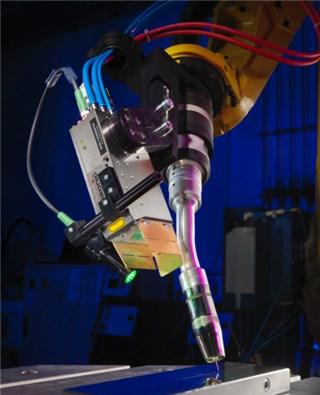 激光焊缝跟踪TH6i