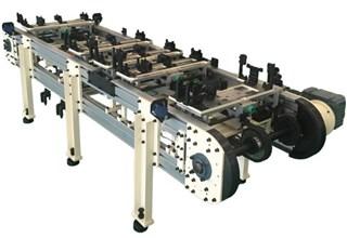 零件集放式输送系统