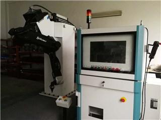 三维机器人激光非金属切割系统