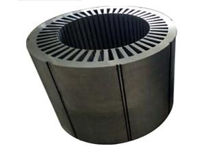 电机定子激光焊接