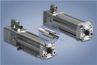 Tolomatic Integrated Servo Motor Roller Screw Actuator