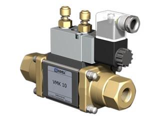 COAX Ultra Vacuum Pneumatic Valve